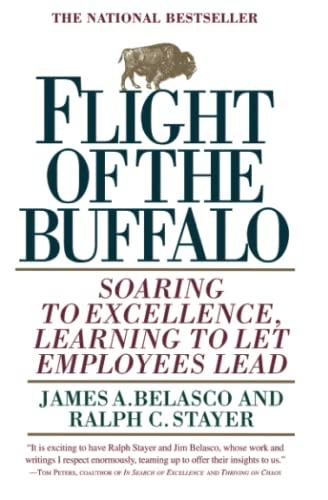 9780446670081: Flight Of The Buffalo