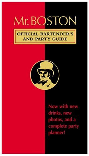 9780446670425: Mr. Boston: Official Bartender's & Party GUide