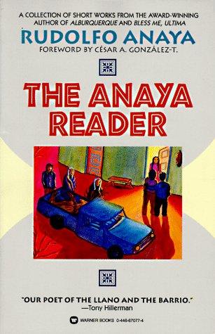 9780446670777: The Anaya Reader