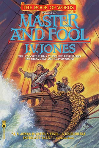 9780446670968: Master and Fool (The Book of Words)