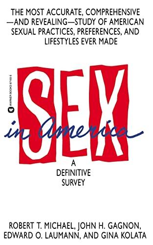 9780446671835: Sex in America