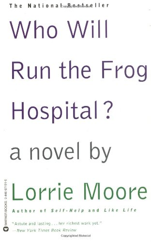 9780446671910: Who Will Run the Frog Hospital?