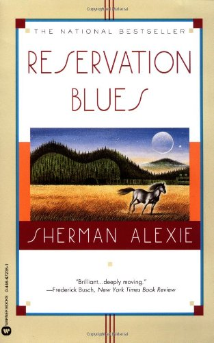 9780446672351: Reservation Blues (Roman)