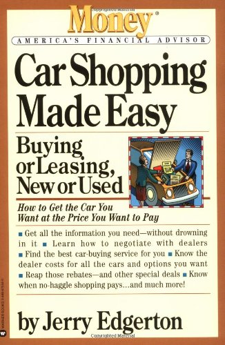 9780446672443: Car Shopping Made Easy: Buying or Leasing, New or Used (Money - America's Financial Advisor)