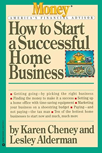 9780446673167: How to Start a Successful Home Business (Money - America's Financial Advisor Series)
