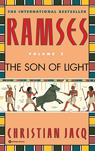 Ramses Volume 1: The Son of Light (Ramses) [Paperback]