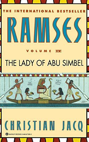 9780446673594: 4: Ramses: The Lady of Abu Simbel - Volume IV