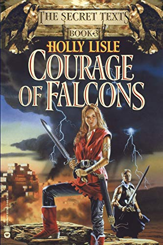 9780446673976: Courage of Falcons (Secret Texts)