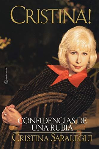 9780446674386: Cristina!: Confidencias de Una Rubia