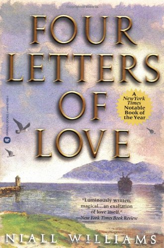 9780446674935: Four Letters of Love
