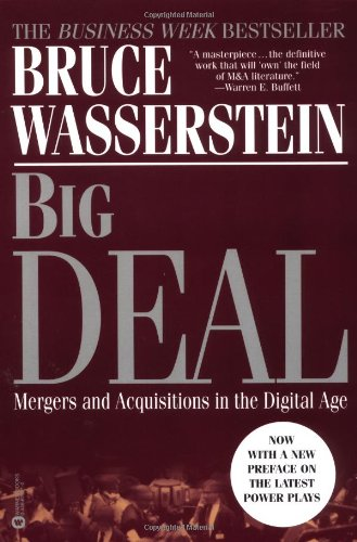 9780446675215: Big Deal: Mergers and Acquisitions in the Digital Age