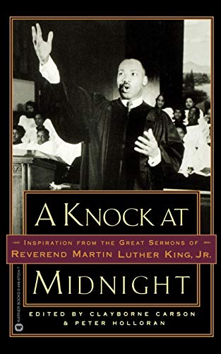 9780446675543: A Knock at Midnight: Inspiration from the Great Sermons of Reverend Martin Luther King, Jr.