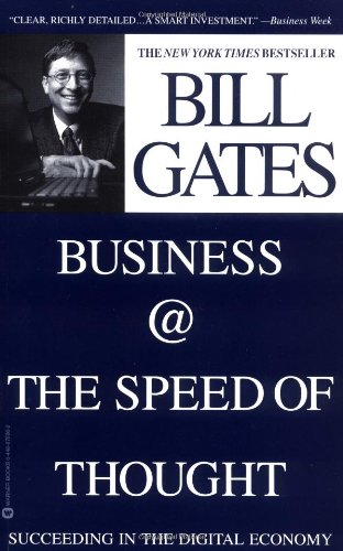 9780446675963: Business @ the Speed of Thought: Succeeding in the Digital Economy