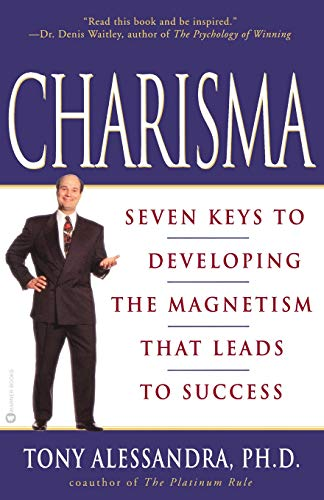 9780446675987: Charisma: Seven Keys to Developing the Magnetism that Leads to Success