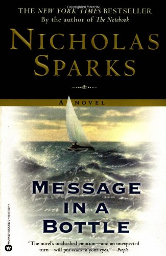 9780446676076: Message in a Bottle