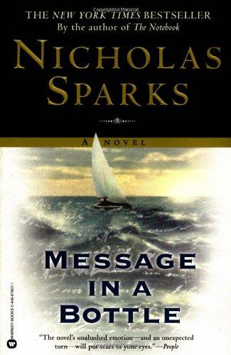 9780446676076: Message in a Bottle