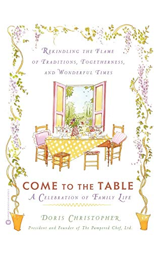 9780446676236: Come to the Table: A Celebration of Family Life