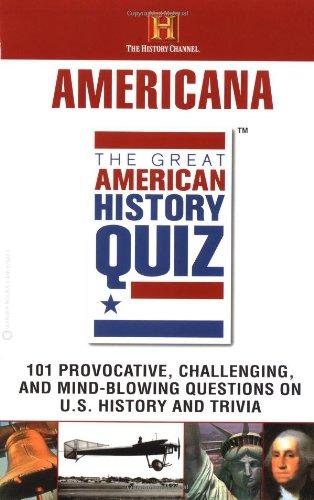9780446676847: The Great American History Quiz?: Americana