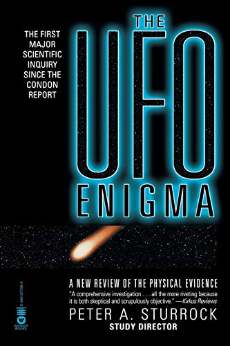 9780446677097: The UFO Enigma: A New Review of the Physical Evidence