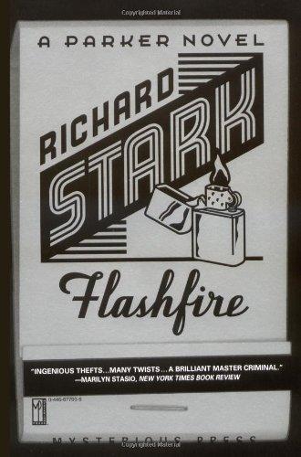 9780446677905: Flashfire (Parker Novels)