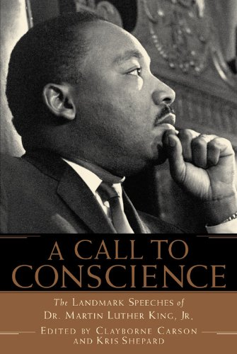 9780446678094: A Call to Conscience: The Landmark Speeches of Dr. Martin Luther King, Jr.