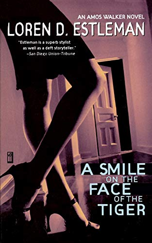 9780446678179: Smile On The Face Of The Tiger (An Amos Walker novel)