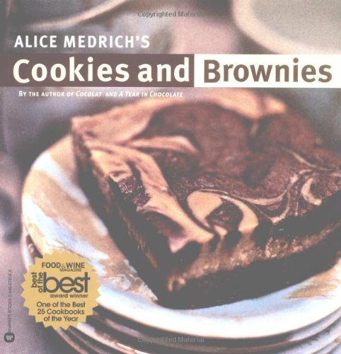 9780446678186: Alice Medrich's Cookies and Brownies