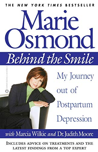 9780446678520: Behind the Smile: My Journey out of Postpartum Depression