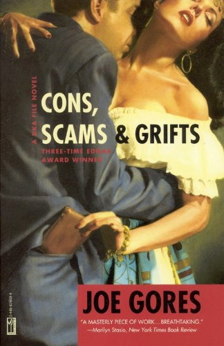 Cons, Scams & Grifts A DKA File Novel