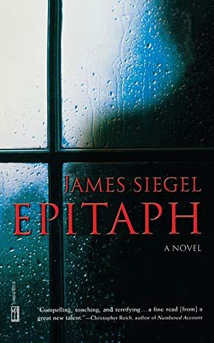 9780446678704: Epitaph: A Novel
