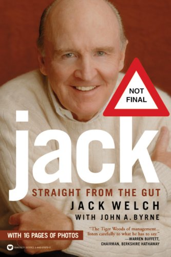9780446678780: Jack: Straight from the Gut