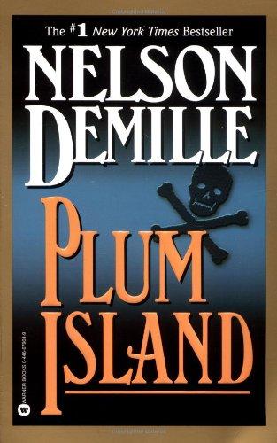 9780446679084: Plum Island