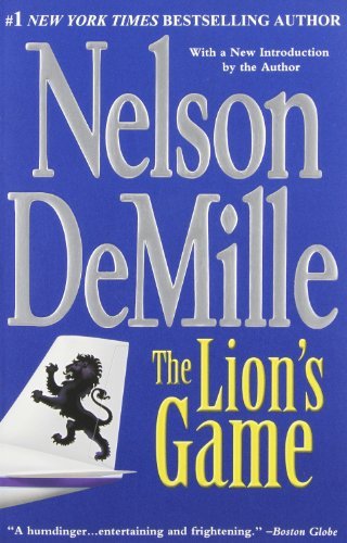 9780446679091: The Lion's Game