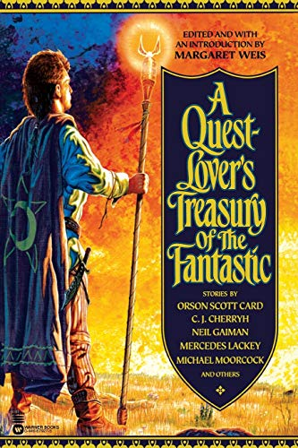 9780446679275: A Quest-Lover's Treasury of the Fantastic