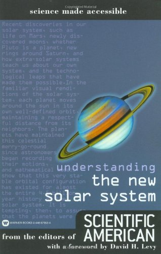 9780446679534: Understanding the New Solar System (Science Made Accessible.)