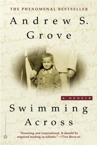 9780446679701: Swimming Across: A Memoir