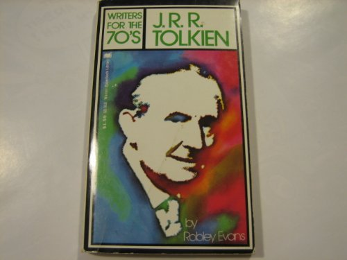 9780446689885: J. R. R. Tolkien (Writers for the 70s)