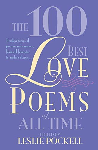 9780446690225: The 100 Best Love Poems of All Time
