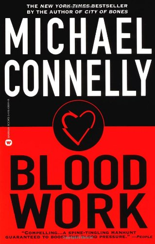 Blood Work 9780446690447 New York Times bestselling author Michael Connelly presents his most ambitious, most gripping achievement to date--a novel of masterly suspense and righteous obsession that will never let you go. When Graciella Rivers steps onto his boat, ex-FBI agent Terrell McCaleb has no idea he's about to come out of retirement. He's recuperating from a heart transplant and avoiding anything stressful. But when Graciella tells him the way her sister Gloria was murdered, it leaves Terry no choice. Now the man with the new heart vows to take down a predator without a soul. For Gloria's killer shatters every rule that McCaleb ever learned in his years with the Bureau--as McCaleb gets no more second chances at life...and just one shot at the truth.