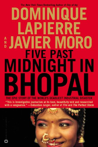 9780446690782: Five Past Midnight in Bhopal: The Epic Story of the World's Deadliest Industrial Disaster