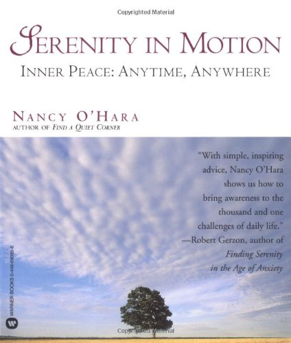 9780446690850: Serenity In Motion