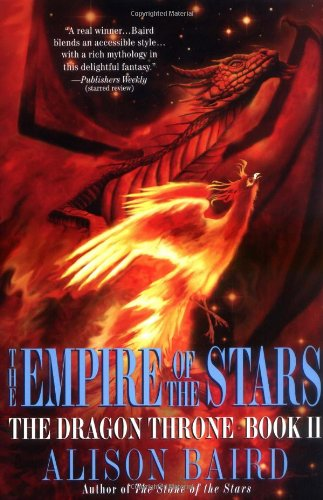 9780446690966: The Empire of the Stars (Dragon Throne)