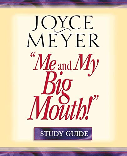 9780446691062: Me and My Big Mouth!: Your Answer Is Right Under Your Nose - Study Guide