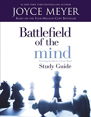 9780446691086: Battlefield of the Mind: Winning The Battle in Your Mind - Study Guide