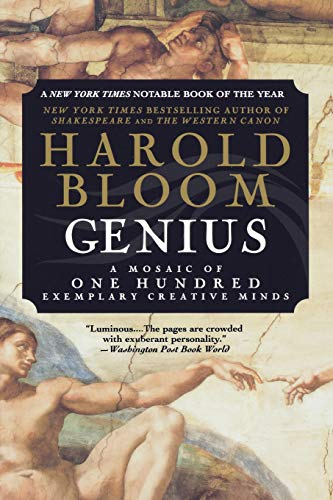 9780446691291: Genius: A Mosaic of One Hundred Exemplary Creative Minds