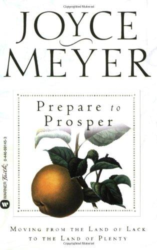 9780446691451: Prepare to Prosper