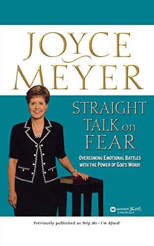 Straight Talk on Fear (9780446691529) by Meyer, Joyce