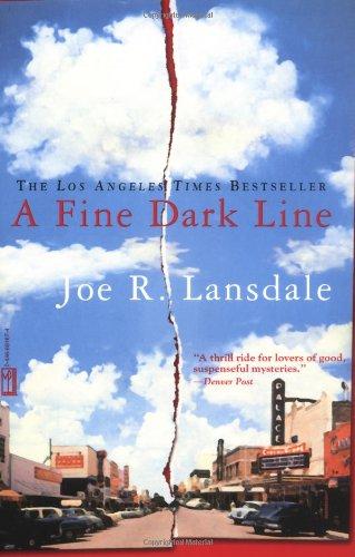 9780446691673: A Fine Dark Line