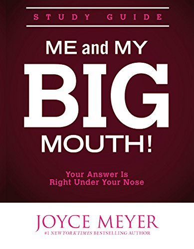 9780446692168: Me and My Big Mouth: Your Answer Is Right Under Your Nose