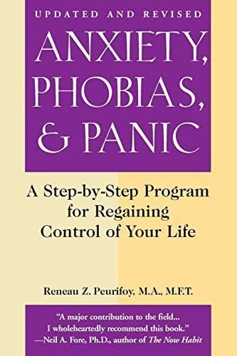 9780446692779: Anxiety, Phobias, and Panic